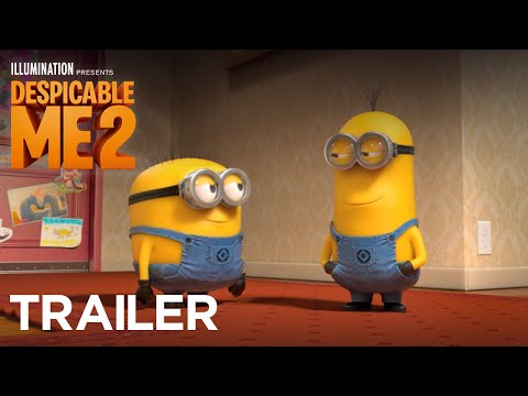 Despicable Me 2 - Trailer (hd) video