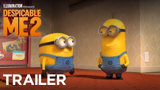 Despicable Me 2 - Trailer (HD) - Illumination