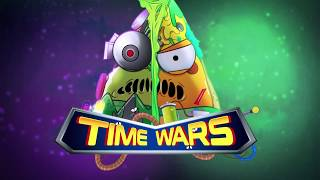 The Grossery Gang Time Wars OFFICIAL TRAILER | SEASON 5