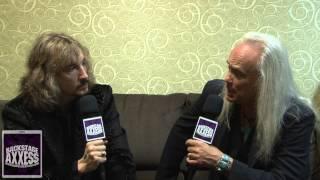 Rickey Medlocke of Lynyrd Skynyrd Interview 2013 (HD) with BackstageAxxess.com