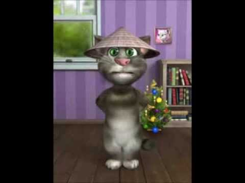 Game | Mèo kể chuyện bị gái lừa Tom Talking | Meo ke chuyen bi gai lua Tom Talking