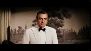 Diamonds Are Forever (Bond 50 Trailer)