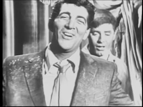 Dean Martin & Jerry Lewis Tribute Video