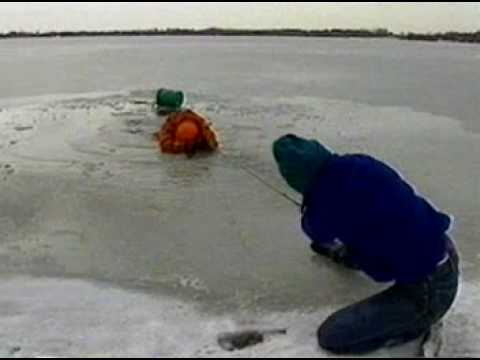 Danger Thin Ice - Basic Ice Safety Tips