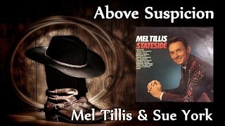 Watch Mel Tillis Above Suspicion video