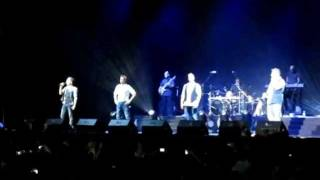 Westlife Gravity Tour 2011 (Malaysia) - You Raise Me Up