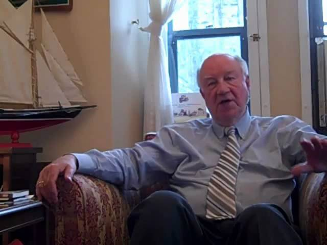 Meet Senator Bill Rompkey