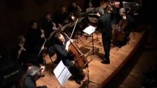 Paul Hindemith. Kammermusik No. 3. op. 36 no. 2 (1925). Cello concerto. 1st movement
