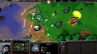 Thorzain (HU) vs Happy (UD) - WarCraft 3 - WC####