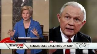 Senate Rule Used To Silence Elizabeth Warren Backfires On GOP