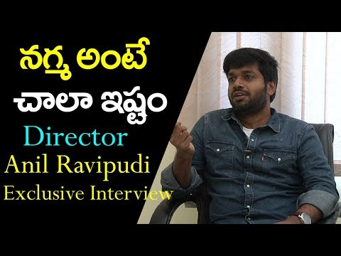 My First Crush Is Heroine Nagma  Says Director Anil Ravipudi | Exclusive Interview | Film Jalsa
