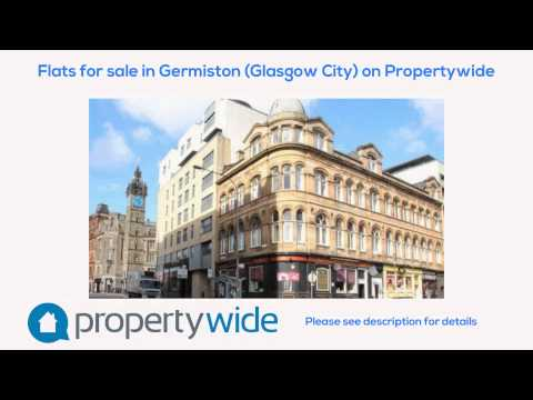 Flats for sale in Germiston (Glasgow City) on Propertywide