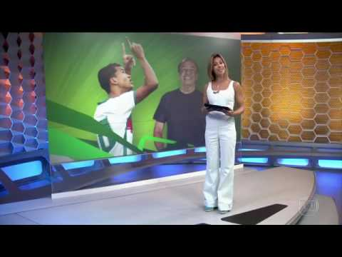 Globo Esporte,  Stenio Garcia Atacante e Stenio Garcia Ator.
