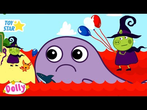 Dolly & Friends Funny Cartoon for kids Full Episodes #100 FULL HD