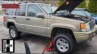 A Shocking Jeep Grand Cherokee ZJ Flaw!!! Check your fenders behind your wheel well lining!