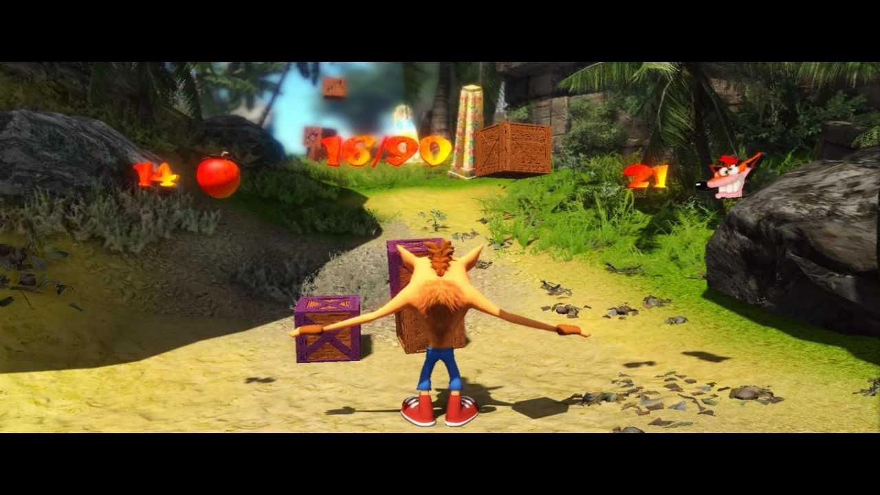 crash bandicoot 1 rom