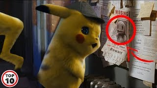 Top 10 Easter Eggs You Missed In Detective Pikachu