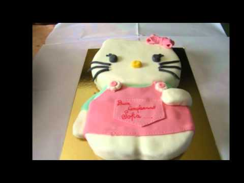 Torte hello kitty 3d