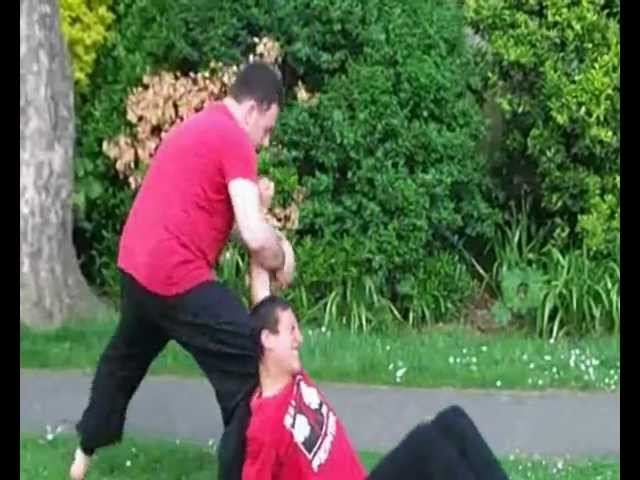 Urban JKD Street Self Defense Tactics