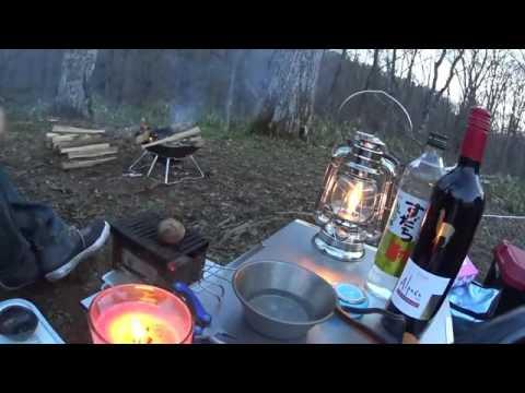 фонарь керосиновый на рыбалке