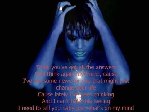 Chris Trousdale - Loves Gonna Getcha Lyrics video