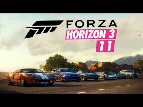 ZEBRA TIME | Forza Horizon 3 [#11]