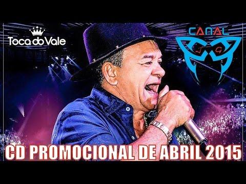 Toca do Vale CD Promocional de Abril 2015 COMPLETO [CanalJGOficial]