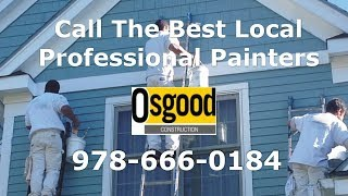 Professional Painters Near Me Beverly MA