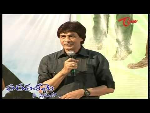 TeluguOne Chief Editor Mallik Releases Paravasamai - Audio