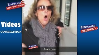 SCARE CAM #36 COMPILATION 2017 - Try Not To Laugh