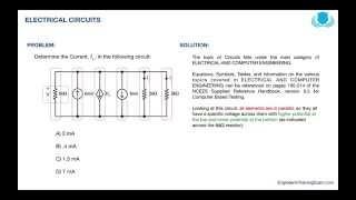 Download Lagu FE Exam Practice Problem - Electrical Circuits Gratis STAFABAND