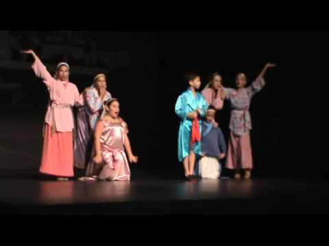 """Friend Like Me"" from Disney's Aladdin Jr -Bayonne High School Drama Society"