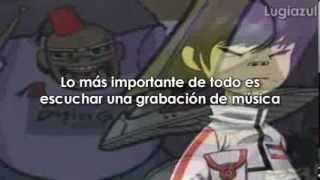 Watch Gorillaz Left Hand Suzuki Method (english) video