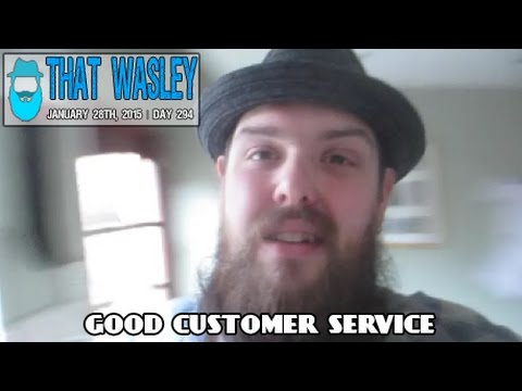 Good Customer Service | [28.01.15 - Day 294]