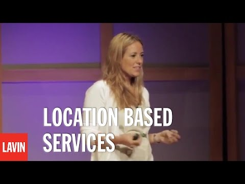 Location Based Services: Amber Mac