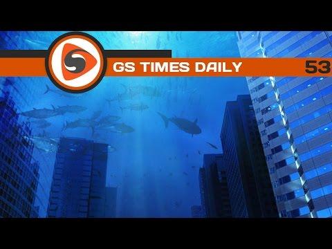 GS Times [DAILY]. Японцы построят подводный город