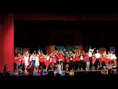 DHS Multicultural Show 2017: The Movie