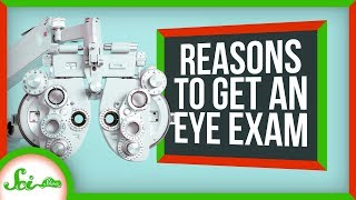 4 Big Reasons to Get Your Eyes Checked (Even With 20/20 Vision)