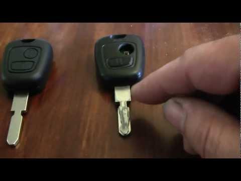 Car Key fob button repair