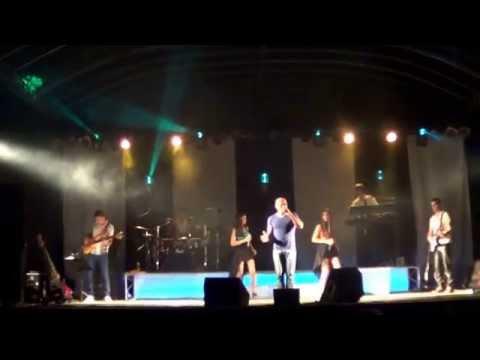 BANDA CAPA NEGRA TOUR 2014 EM ESPADANEDO