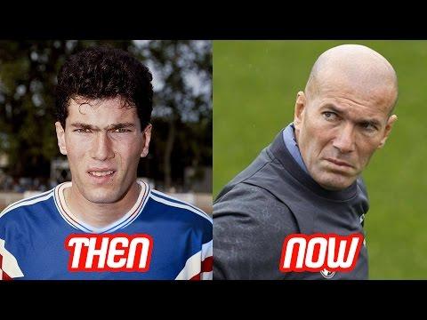 Zinedine Zidane (Zizou) Transformation Before And After (Face & Hair & Body) | 2017 NEW