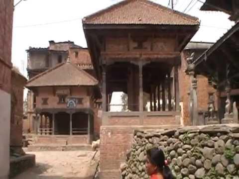 tample of ugrachandi bhagawati nala kavre bagamati nepal.