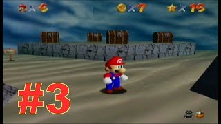 Super Mario 64 - Walkthrough Part 3 - [HD] (N64/NDS/Wii/WiiU/iQue Player)