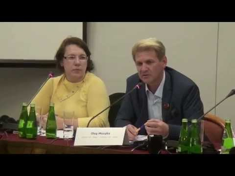 Human Rights on Ukraine after Euromaidan, 25 September, Warsaw, Part 1
