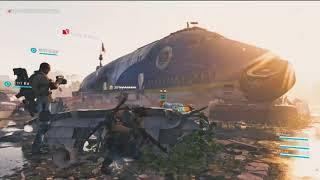 THE DIVISION 2 - Gameplay Walktrough Demo (E3 2018)