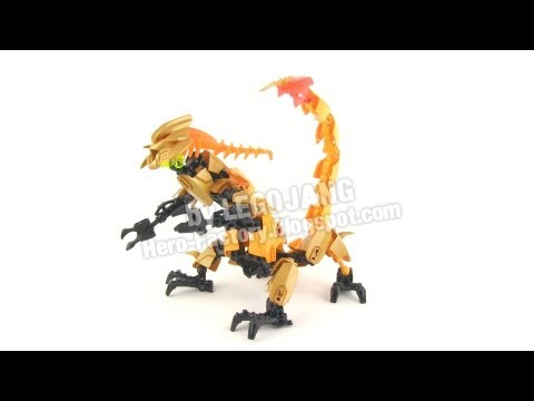 Hero Factory Brain Attack MOC: Ketresun