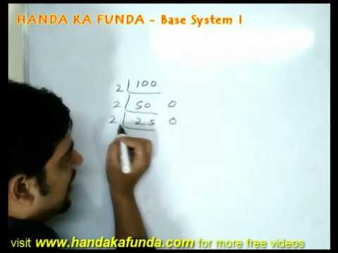 Number System - Base System - 1 of 2
