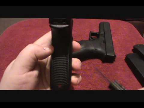 Glock SF Versus Standard Frame