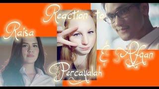 Download Lagu REACTION TO AFGAN & RAISA
