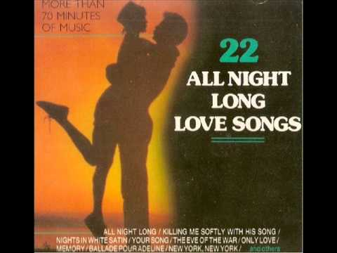All Night Long Love Songs - Track 21
